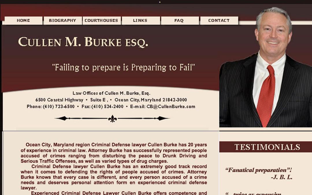 Cullen Burke, Esq.