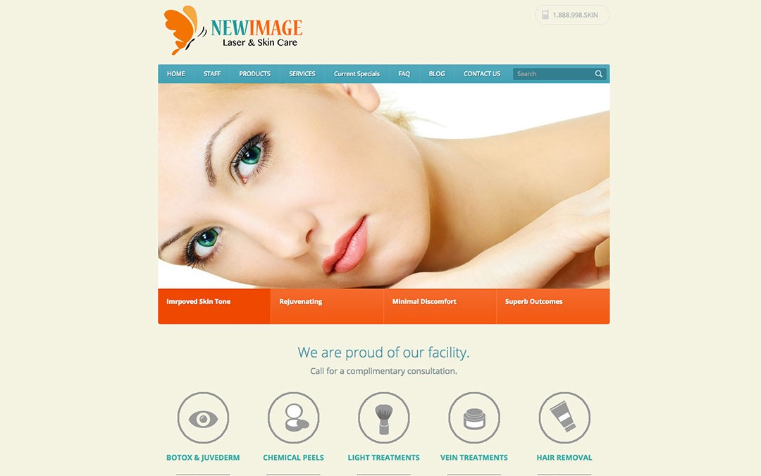New Image Laser and Skin Care