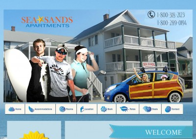 Sea Sands Apartments