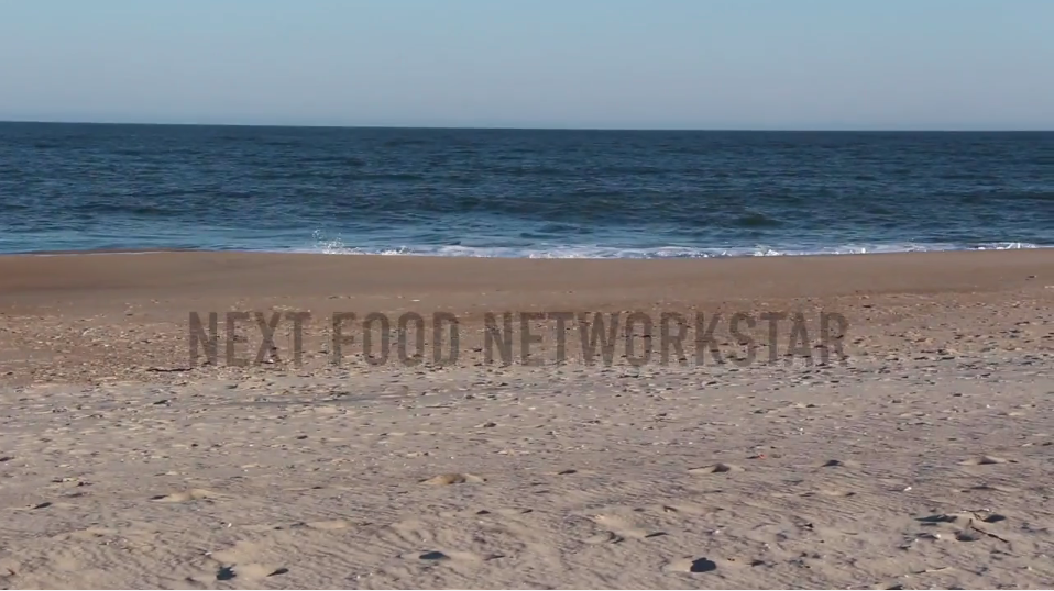 AUDITION VIDEO FOR FOOD NETWORK