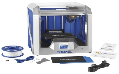 DREMEL 3D40 IDEA BUILDER-Approachable & Reliable 3D Printer ( And 30 Day Trial for Educators)